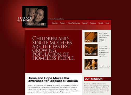 Home and Hope Shelter Services